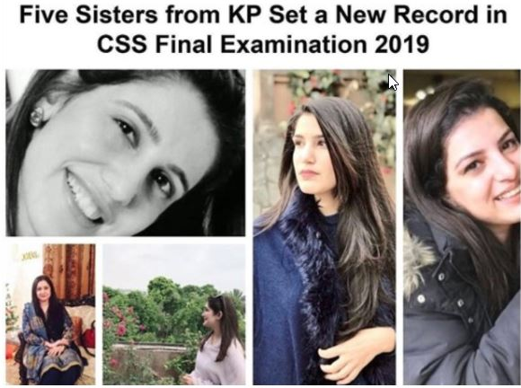 Happy Father's Day - five sisters of the same family passed the CSS exam, created history, considers their father a role model -sher sisters