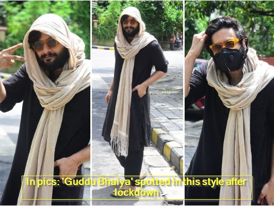 In pics -'Guddu Bhaiya' spotted in this style after lockdown