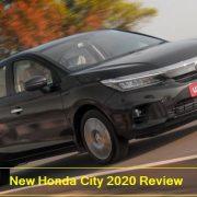 New Honda City 2020 Review