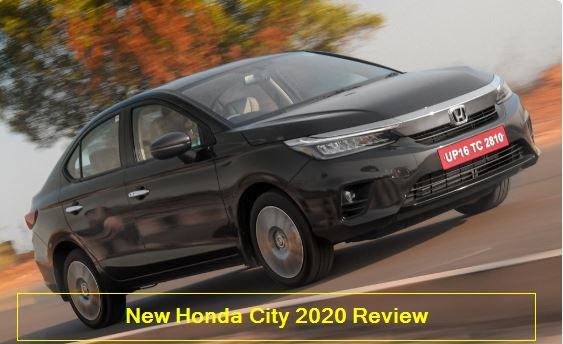 New Honda City 2020 Review