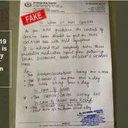 This Covid-19 prescription is not given by Delhi's Sir Ganga Ram Hospital