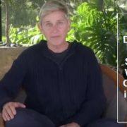 Ellen DeGeneres Breaks Silence on Workplace Complaints in Letter to Her Staff