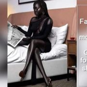 Fact Check - Did this model make it to Guinness for her dark skin tone