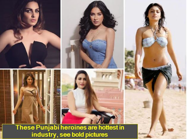 These Punjabi heroines are hottest in industry, see bold pictures