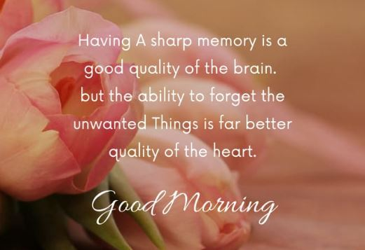 good morning in quotes