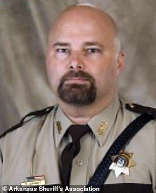 Sheriff Todd Wright of Arkansas County abdicated his post effective immediately on Friday