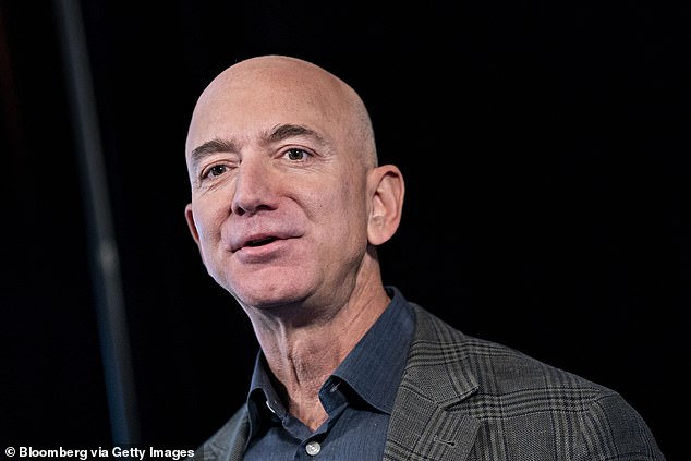 Jeff Bezos on Wednesday saw his fortune rise to more than $200 billion, Forbes reported