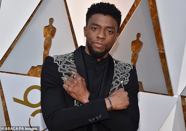 RIP: Chadwick Boseman fans are mourning the actor