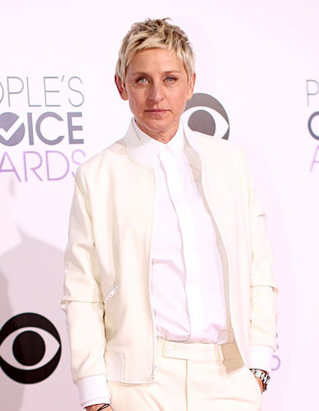 Controversy: Bosses at The Ellen DeGeneres Show knew about allegations of a toxic work environment and sexual harassment as far back as 2018, BuzzFeed News reported on Tuesday