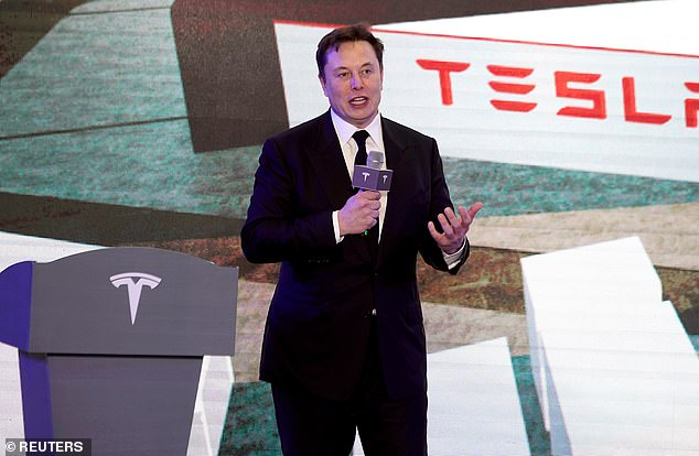 Elon Musk on Thursday confirmed that the target of the attack was Tesla, which was identified in charging documents only as