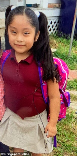 Dulce Alavez was five years old when she went missing from a Bridgeton, New Jersey, playground on September 16, 2019