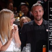 Gwyneth Paltrow says describing Chris Martin split as a 'conscious uncoupling' was 'a bit full of itself' as she reflects on the 'unease and unrest' of their marriage