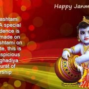 Janmashtami 2020 - A special coincidence is being made on Janmashtami on this date, this is the auspicious Chaughadiya Muhurat of worship