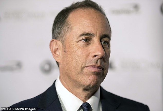Jerry Seinfeld told the people who are