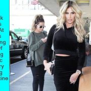 Kim Zolciak Claps Back At Trolls Accusing Her Of Getting Plastic Surgery During Quarantine