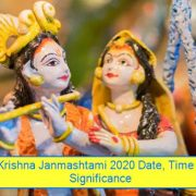 Krishna Janmashtami 2020 Date, Time & Significance