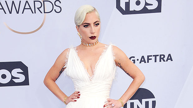 Lady Gaga Soaks In A Freezing Cold Ice Bath To Prepare For VMAs Performance — Pic