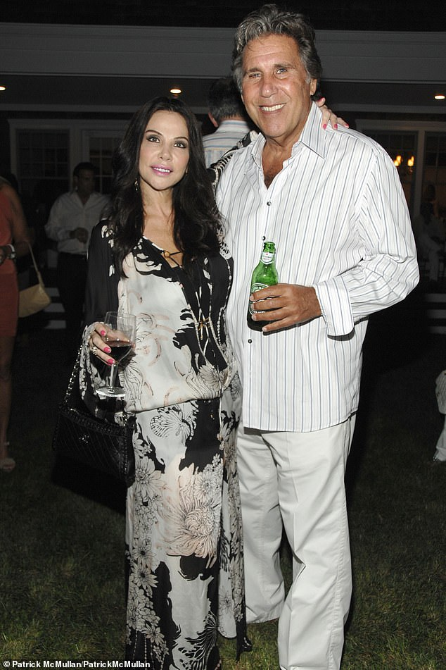 Marco Ricotta, 76,and his broker girlfriend Jodine Russo stopped paying the Westhampton home