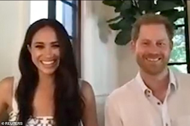 Meghan Markle, 35, and Prince Harry, 39, are