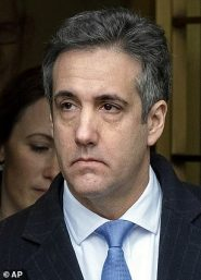 Michael Cohen claims he negotiated with pool boy in 2015