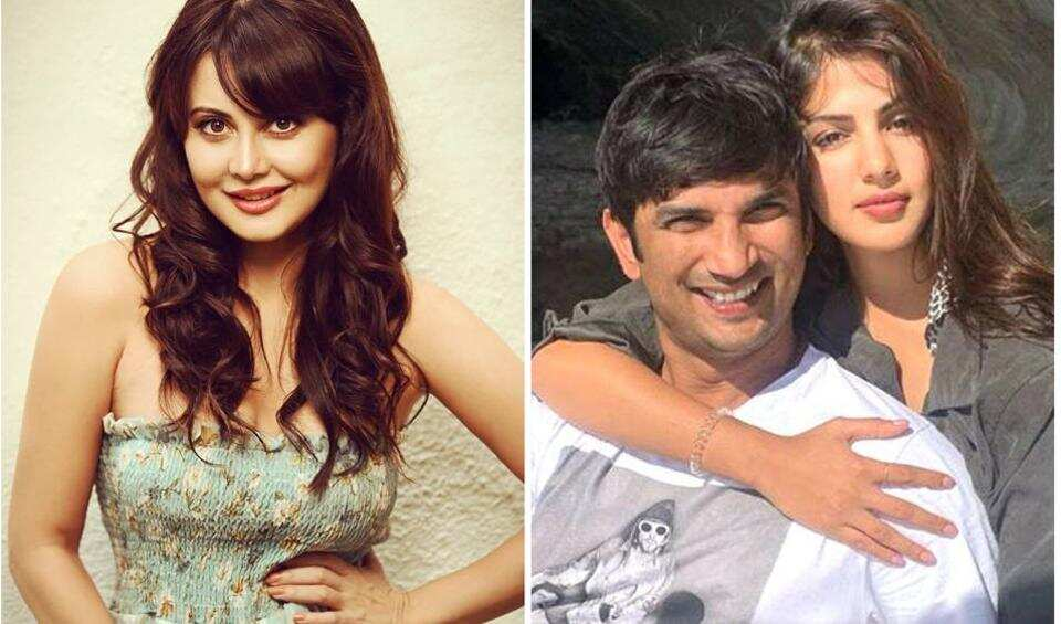 Minissha Lamba came out in the support of Rhea Chakraborty.