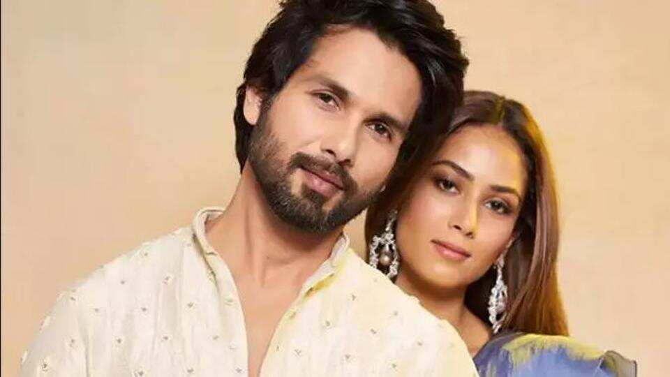 Shahid Kapoor and Mira Rajput got married in 2015.