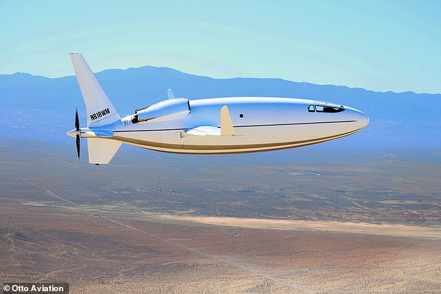 The first official images of the Celera 500L were launched this week. Its developer Otto Aviation claims is will revolutionize private air travel with its low costs and speed