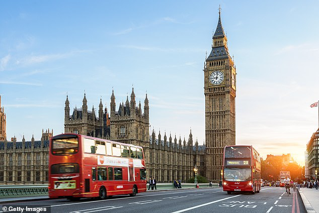 London calling!American officials are said to be in talks with members of the British Government about creating a potential