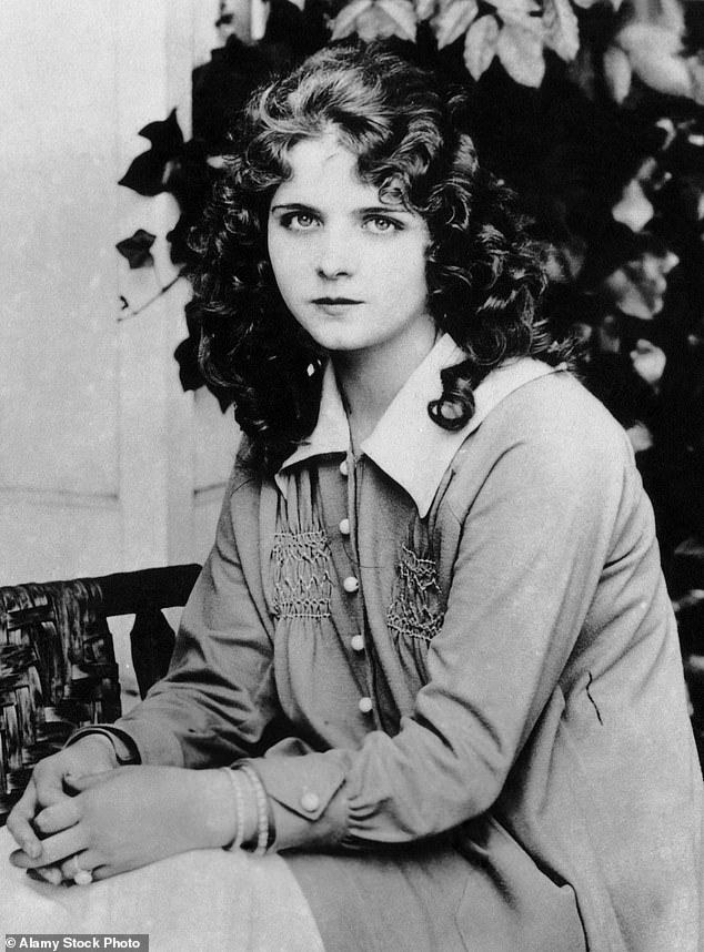 Olive Thomas, pictured, a 25-year-old actress and international beauty ¿ one of the original Jazz Age flappers ¿ died in unimaginable agony