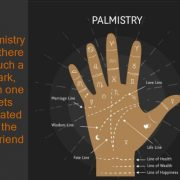 Palmistry If there is such a mark, then one gets cheated by the girlfriend