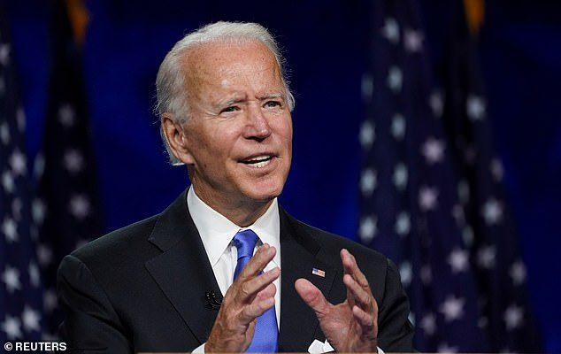 Democratic nominee Joe Biden said Thursday he would debate President Donald Trump, though said he envisioned his role as being a