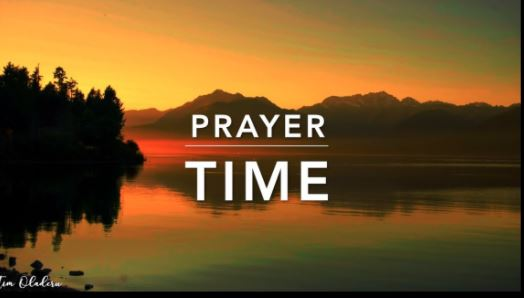 Prayer our father Prayer to our father for your Earthly Dad fir his wellness and growth