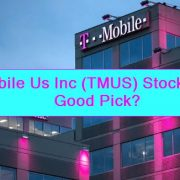 T-Mobile Us Inc TMUS Stock Is It a Good Pick