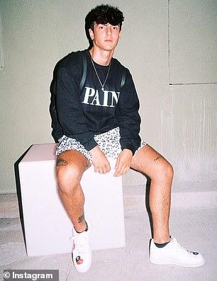 TikTok star Bryce Hall, 21