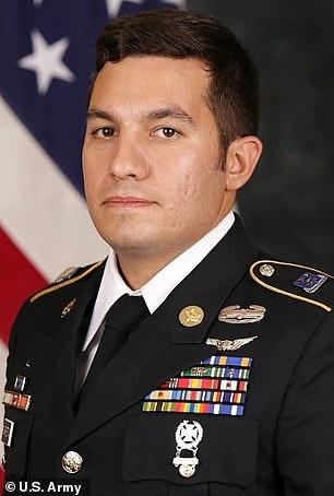 Staff Sgt. Vincent P. Marketta, 33, of Brick, New Jersey