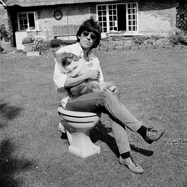 After fan mags demanded pictures of The Rolling Stones in domesticity, they asked their friend Gered Mankowitz to do