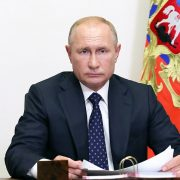 Vladimir Putin has said he is ready to intervene in Belarus if protesters