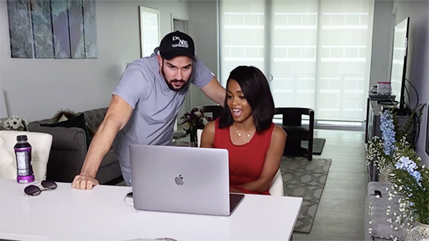 'Love Gone Missing' Preview: Rachel Lindsay's Husband Bryan Helps Out With One Of Her 'Ghosted' Clients
