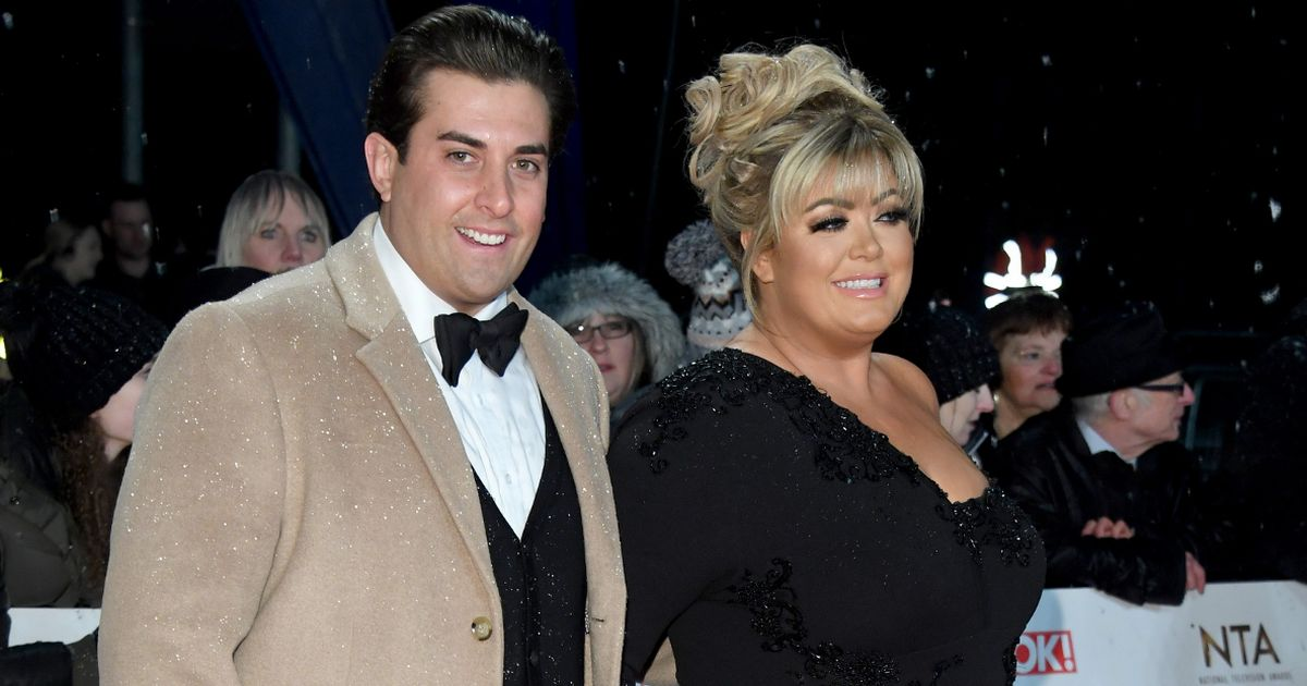 Gemma Collins' 'never fallen in love with a co-star' in brutal swipe at ex James