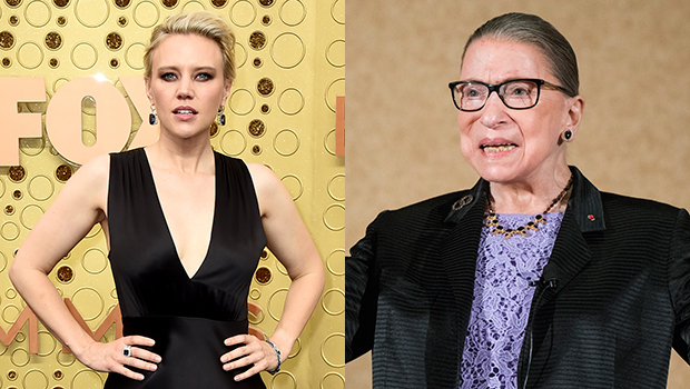 Why Kate McKinnon 'May Retire' Her Portrayal Of Ruth Bader Ginsburg On 'SNL' After Her Death