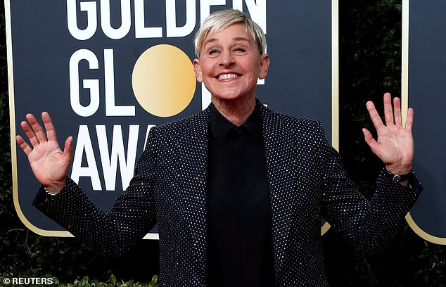 The 62-year-old talk host told viewers on Monday morning she will 'take responsibility' for the allegations that have circled her chat show, after several executives - who have since been let go from the show - were accused of toxic behavior