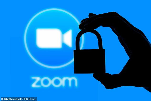 Since the beginning of lockdown earlier this year there has been an increase in 'zoombombing'. (Stock image)