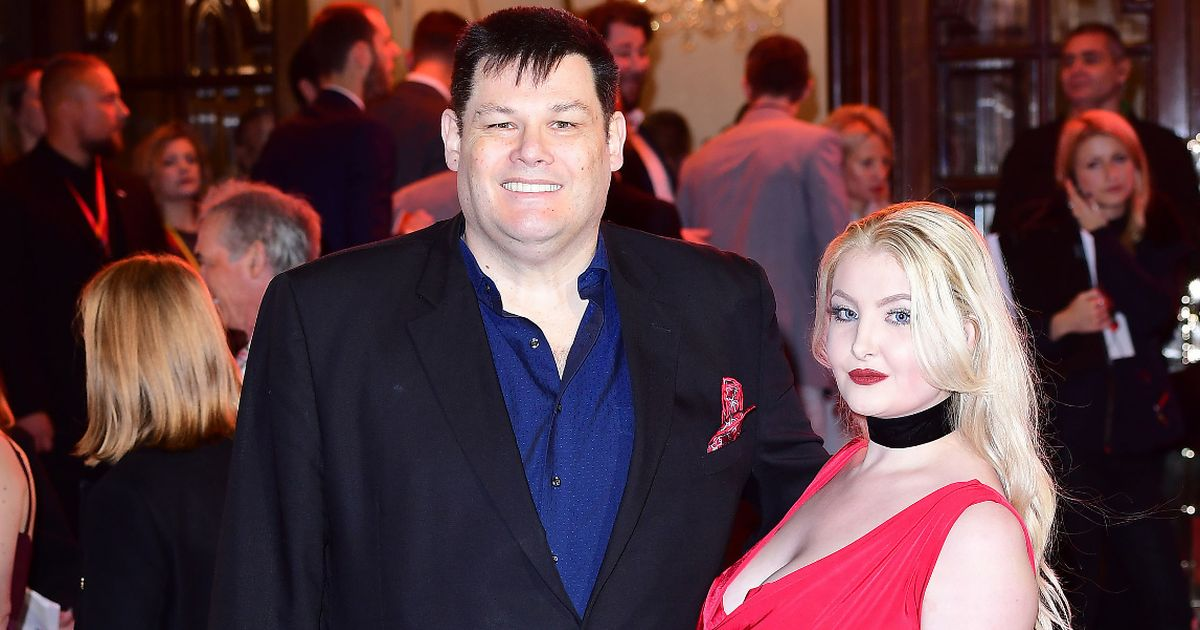 The Chase star Mark Labbett joins Celebs Go Dating after marriage breakdown