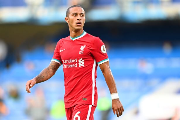 Thiago Alcantara blew fans away on his Liverpool debut –but he came close to signing for rivals Arsenal