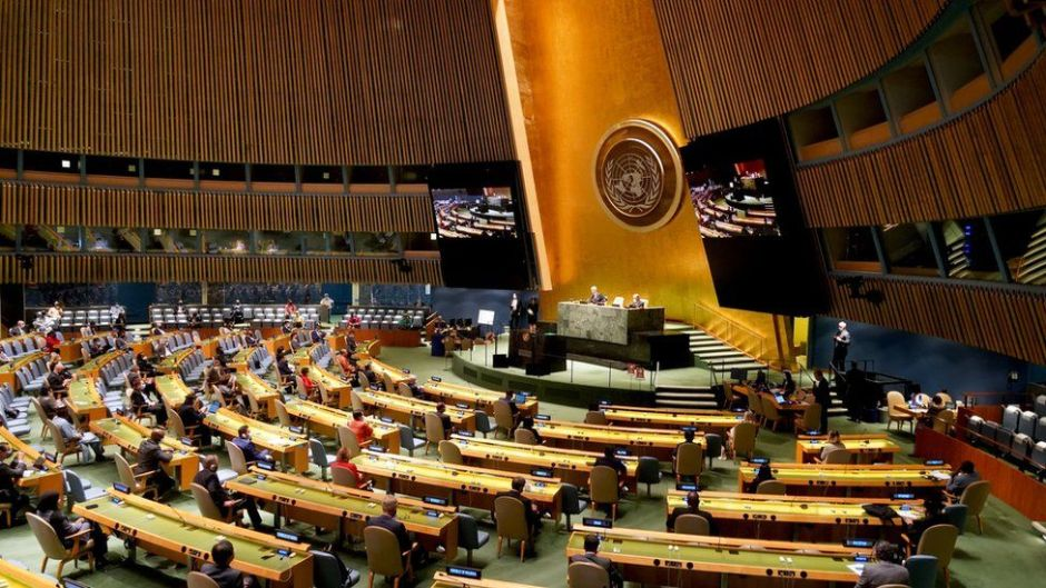 Latin America calls for global union in the face of the pandemic, but strips its own cracks in the UN | The NY Journal