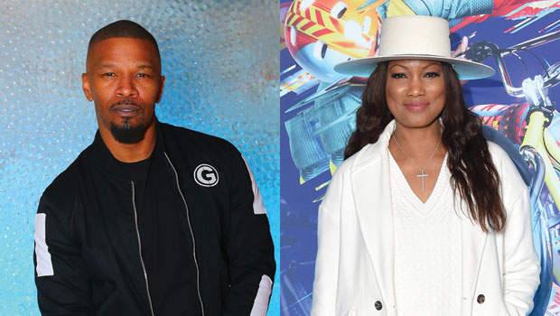 Jamie Foxx Flirts With Former TV Love Garcelle Beauvais: We 'Should Have Been Together' In Real Life