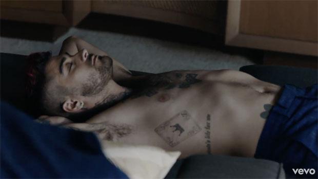 Zayn Malik Goes Shirtless In First Music Video Since Gigi Hadid Gave Birth — Watch 'Better'