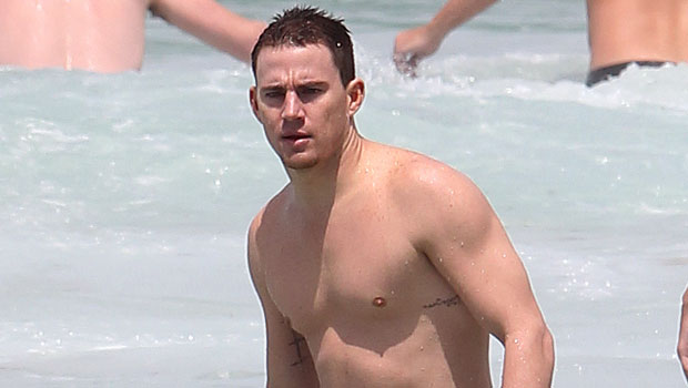 Channing Tatum, 40, Debuts His Hot New Body With Ripped Abs: 'Daddy Is Back' — See Before & After Pics