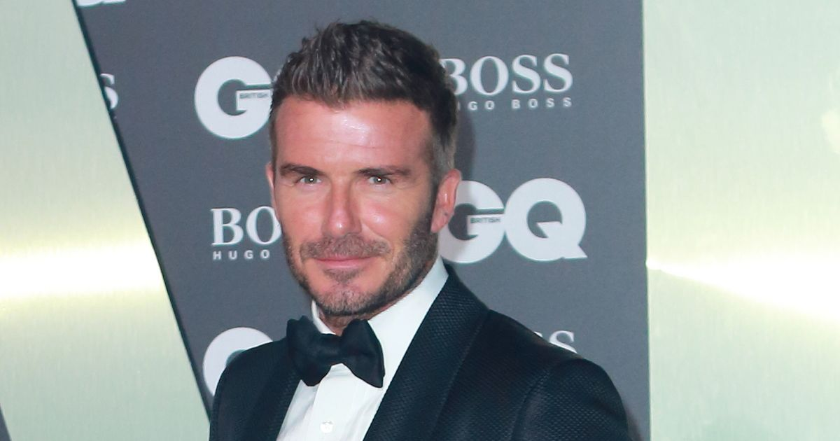 David Beckham 'launches his own honey' after taking up beekeeping