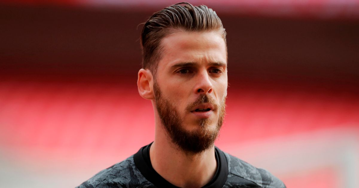 David de Gea delivers warning to Man Utd rival Henderson with determined message